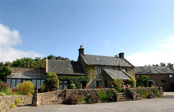 Roaches Tea Rooms & Holiday Cottages