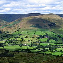 Mam Tor Valley